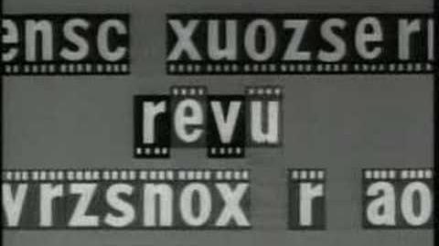 Revue Studios Logo Kayro Vue Productions (1958)