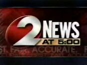 WDTN 2 News at 5 2003 Open 1