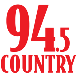WIBW-FM 94.5 94 Country