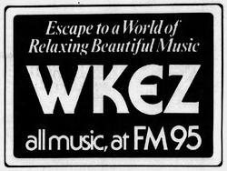 WKEZ 95.7 1980