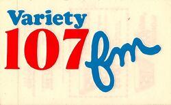 WVTI 107.1 Variety 107 FM