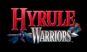 WiiU HyruleWarriors logo E3-r