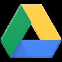 600px-Google Drive logo