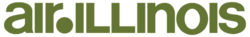 Air Illinois Logo, July 1977