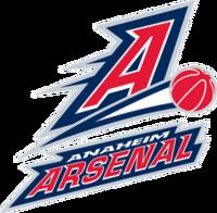 Anaheim Arsenal logo