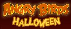 Angry Birds Halloween Logo (2010)