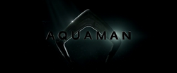 Aquaman Logo2018