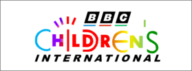 BBC CHILDREN'S INTERNATIONAL 1990-1997 LOGO