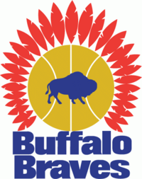 Buffalo Braves logo (1970-1971)