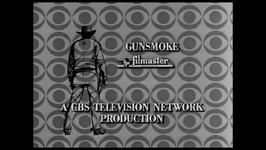 CBS Gunsmoke 1955