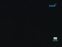GMA Network OSB with MTRCB PG Rating (Unang Hirit version)
