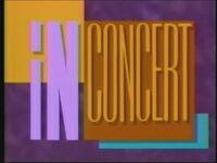In Concert 1992