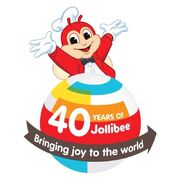 Jollibee 40 years