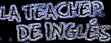 La Teacher de Inglés logo