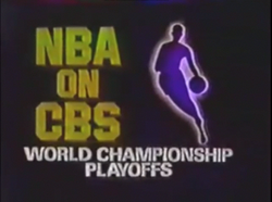 NBA on CBS 1981 Playoffs
