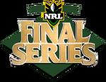 NRL Premiership Finals Series Logo (ALT) (1999-2000)