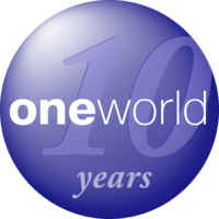 Oneworld 10 Year-Aniversary svg