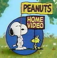 Peanuts Home Video Logo