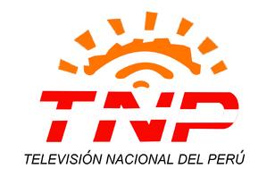 TNP Televisión Nacional del Perú (Logo 1997 - 1999)