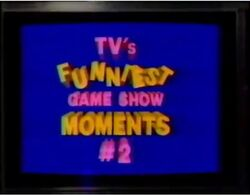 TV's Funniest Game Show Moments -2