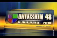Univision 48 Colorado Springs Pueblo Ident 2009