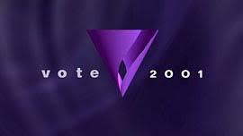Vote 2001 BBC
