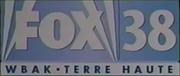 WBAK-TV FOX 38 1998