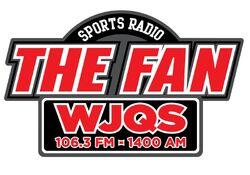 WJQS Sports Radio 106.3 FM 1400 AM The Fan