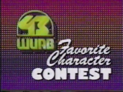 WUAB Channel 43 Favorite Character Contest