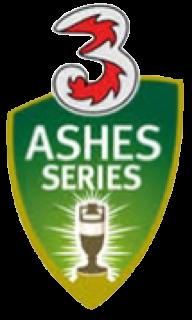2006 Ashes Series Logo