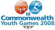 2008 Commonwealth Youth Games (logo)