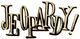 Art Fleming Jeopardy! Logo