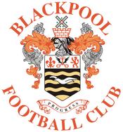Blackpool FC logo (1993-1997)