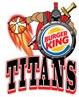 Burger King Titans logo
