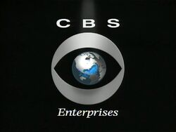 CBS Enterprises Logo (1995)