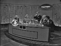 CBS Television City 1965-Password