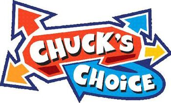 Chuck's Choice logo