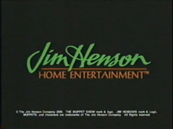 Jim Henson Home Entertainment (2000) Muppet Show byline