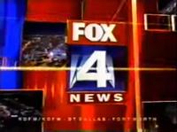 KDFW Fox 4 News open - 2007