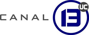 Logo Canal 13 (Jun. 1999 - Jun. 2000)