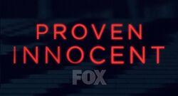 Proven Innocent