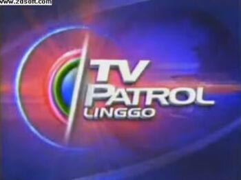 TV Patrol Linggo 2008