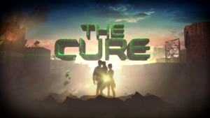 The Cure logo (2018)