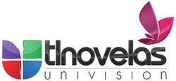 Univision tlnovelas logo