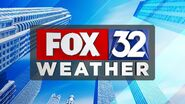 WFLD FOX32 Weather App Slide