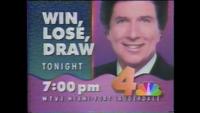 WTVJ Win Lose Draw (1989)