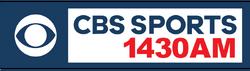 WXNT CBS Sports 1430 AM