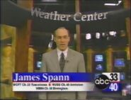 Alabama's ABC 33-40 ID with James Spann 1997