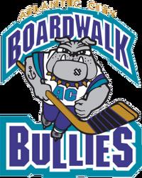 Atlantic City Boardwalk Bullies logo