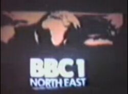 BBC 1 1974 North East